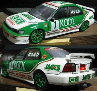 Jtcc 1997 Kool Jaccs Honda Accord